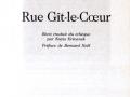 Hlavní titul (Rue Gît-le-Coeur, 1988)