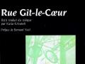 Obálka - přední strana (Rue Gît-le-Coeur, 1988)