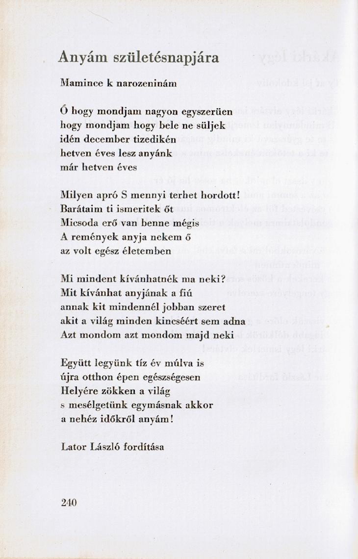 Ukázka z knihy (Az éjszaka költeményei, 1966)