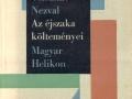 Obálka (Az éjszaka költeményei, 1966)