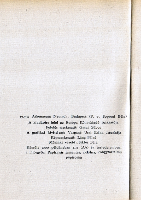 Tiráž (Vítězslav Nezval, 1959)