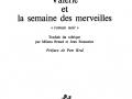 Hlavní titul (Valérie ou la semaine des merveilles, 1984)